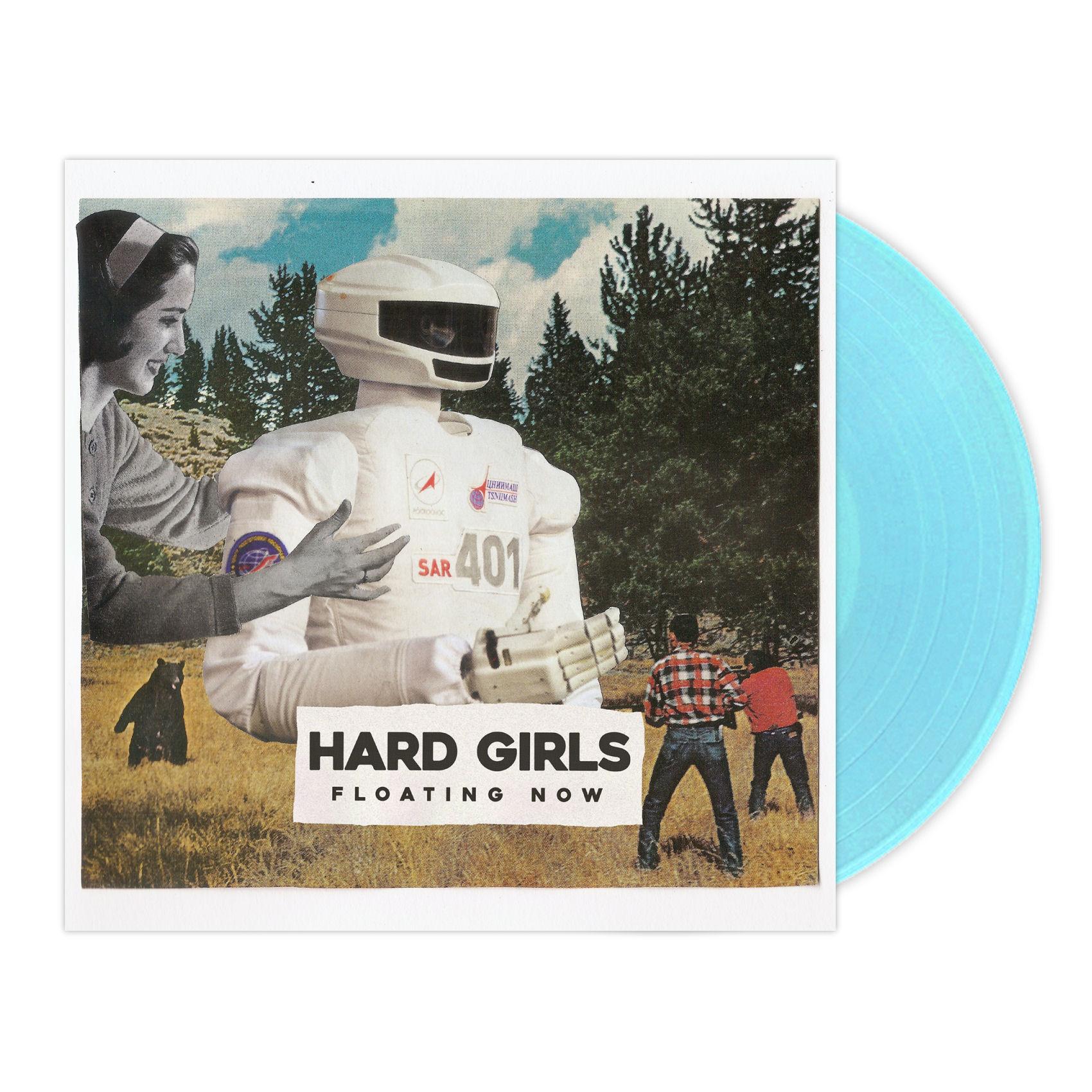 Hard Girls - Floating Now LP / CD