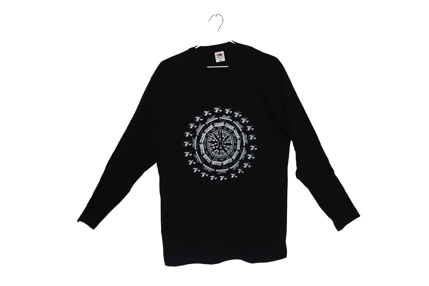 Ban Circle Black Shirt (SOLD OUT)