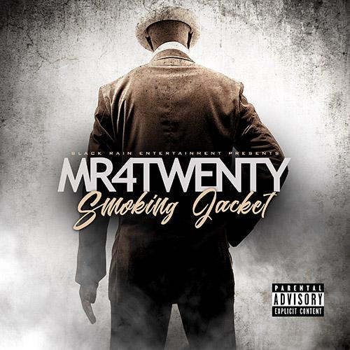 Mr. 4Twenty - Smoking Jacket