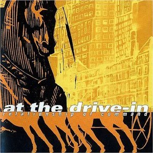 At The Drive-In - Relationship of Command LP