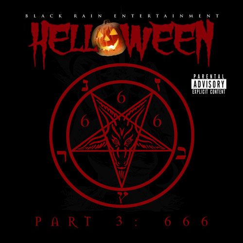 Black Rain Entertainment - Helloween Part 3: 666