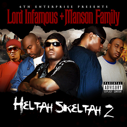 Lord Infamous & Manson Family - Heltah Skeltah 2