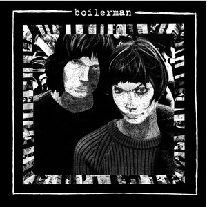 Boilerman - Feel Ways About Stuff LP