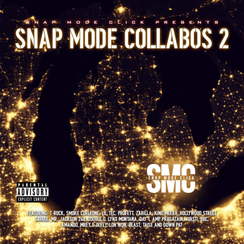 Snap Mode Click - Snap Mode Collabos 2