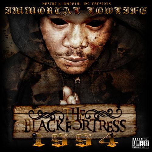 Mr. Sche & Immortal Lowlife - The Black Fortress (1994)