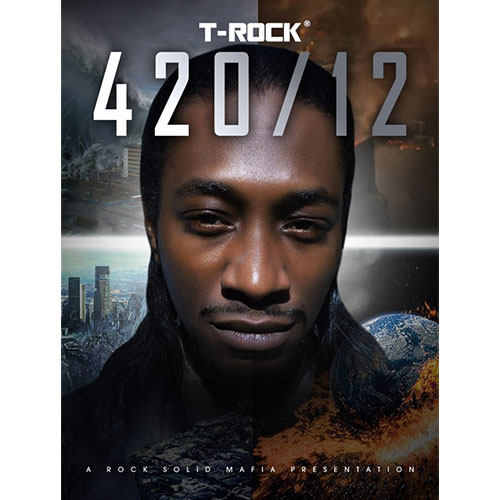 T-Rock - 420/12 18 x 24 Poster