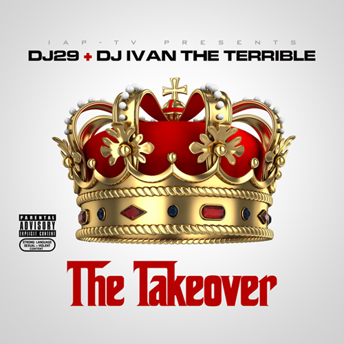 Various Artists - IAP-TV Presents The Takeover
