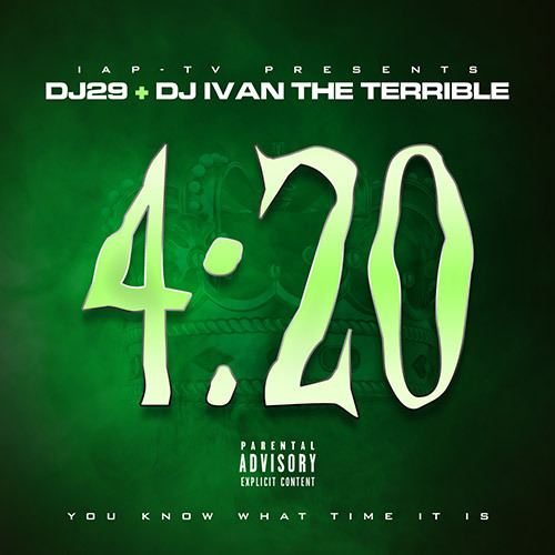 Various Artists - IAP-TV Presents 4:20