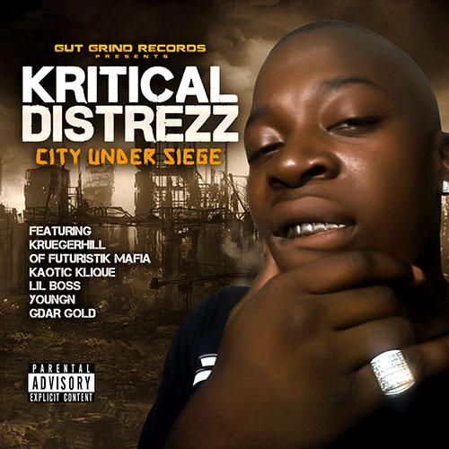 Kritical Distrezz - City Under Siege