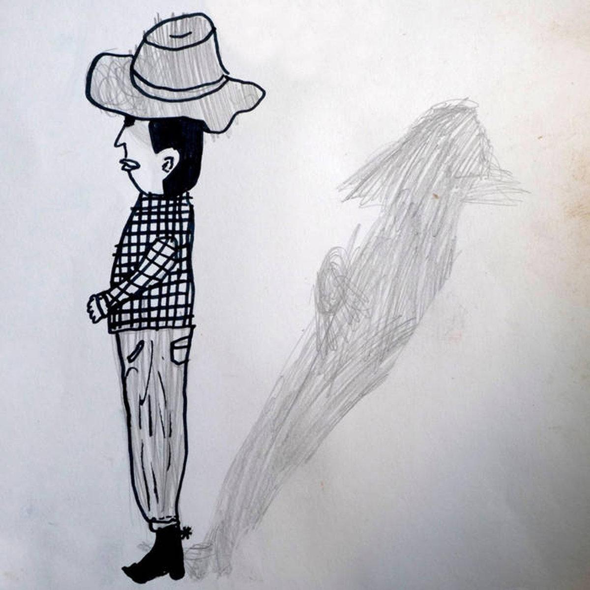 The Cowboy - s/t LP