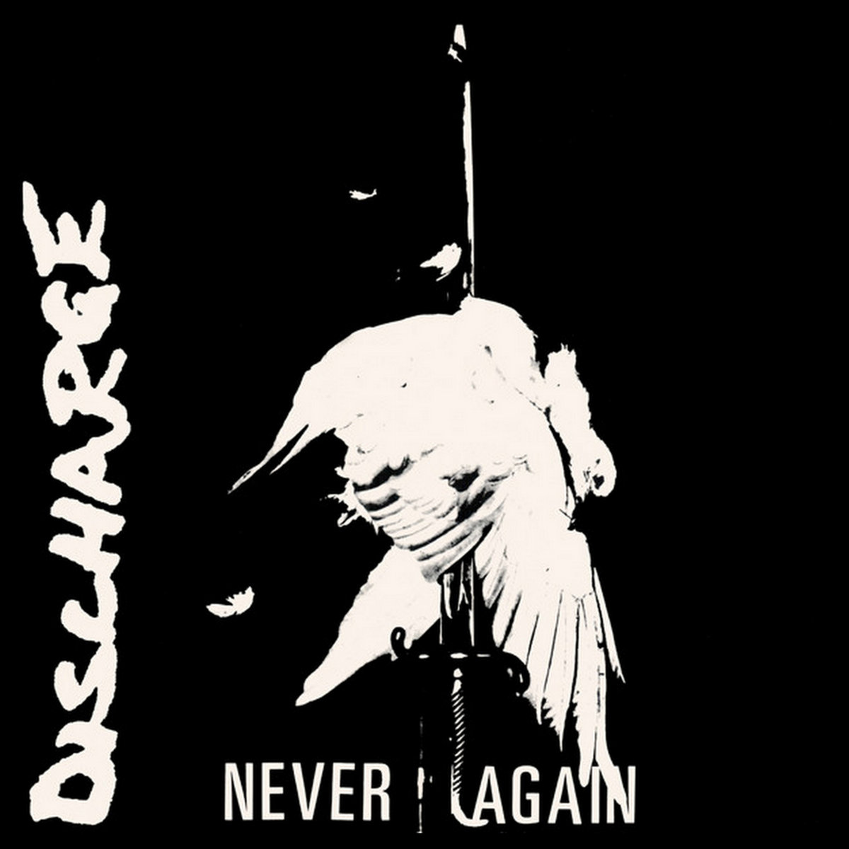 Discharge - Never Again LP