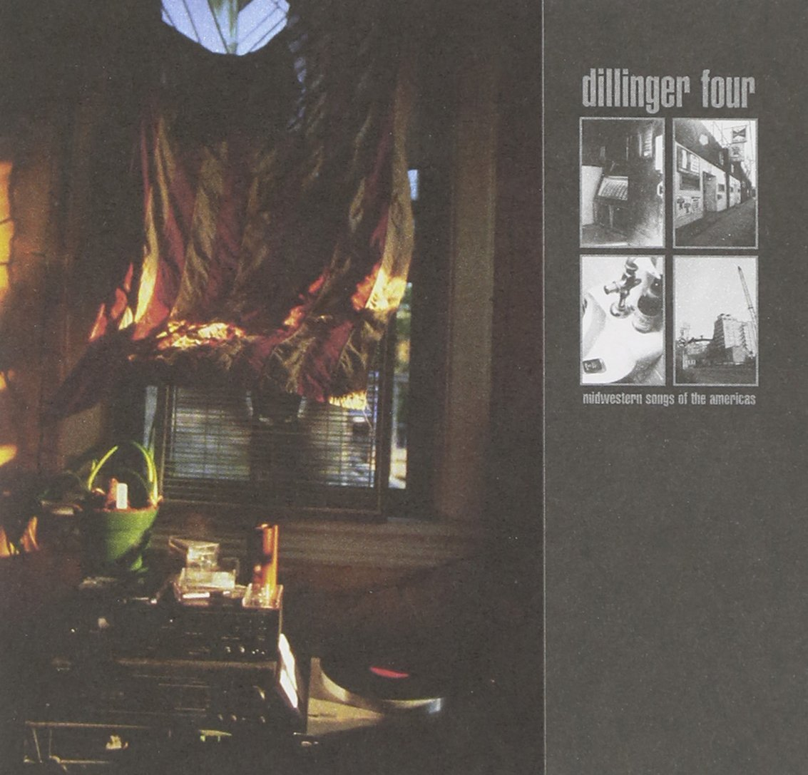 Dillinger Four - Midwestern Songs of The Americas LP