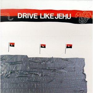 Drive Like Jehu - s/t LP