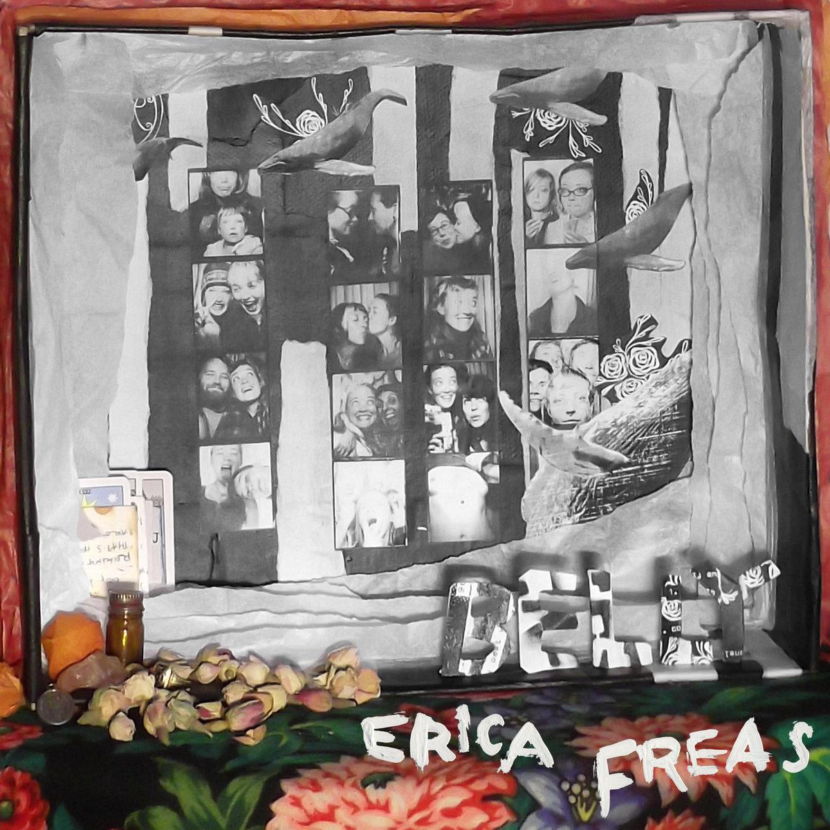 Erica Freas - Belly LP