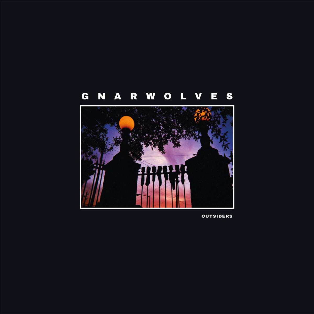 Gnarwolves - Outsiders LP