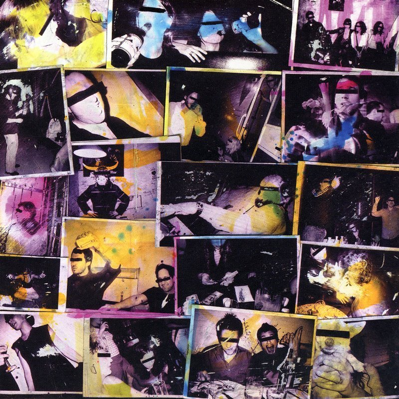 The Hold Steady - Almost Killed Me LP