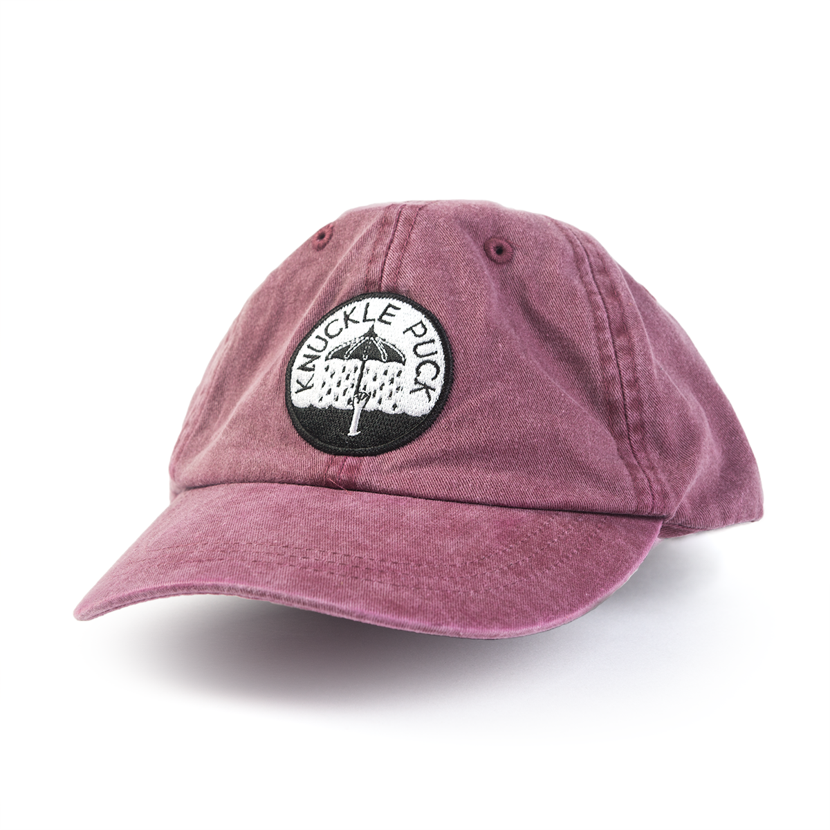 Maroon Baseball Cap - Knuckle Puck UK   EU 8884b3a96ac