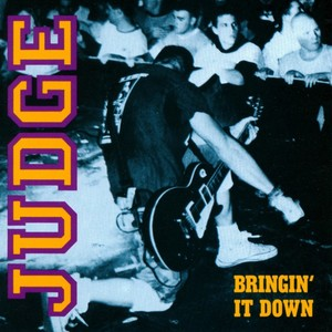 Judge - Bringin' It Down LP
