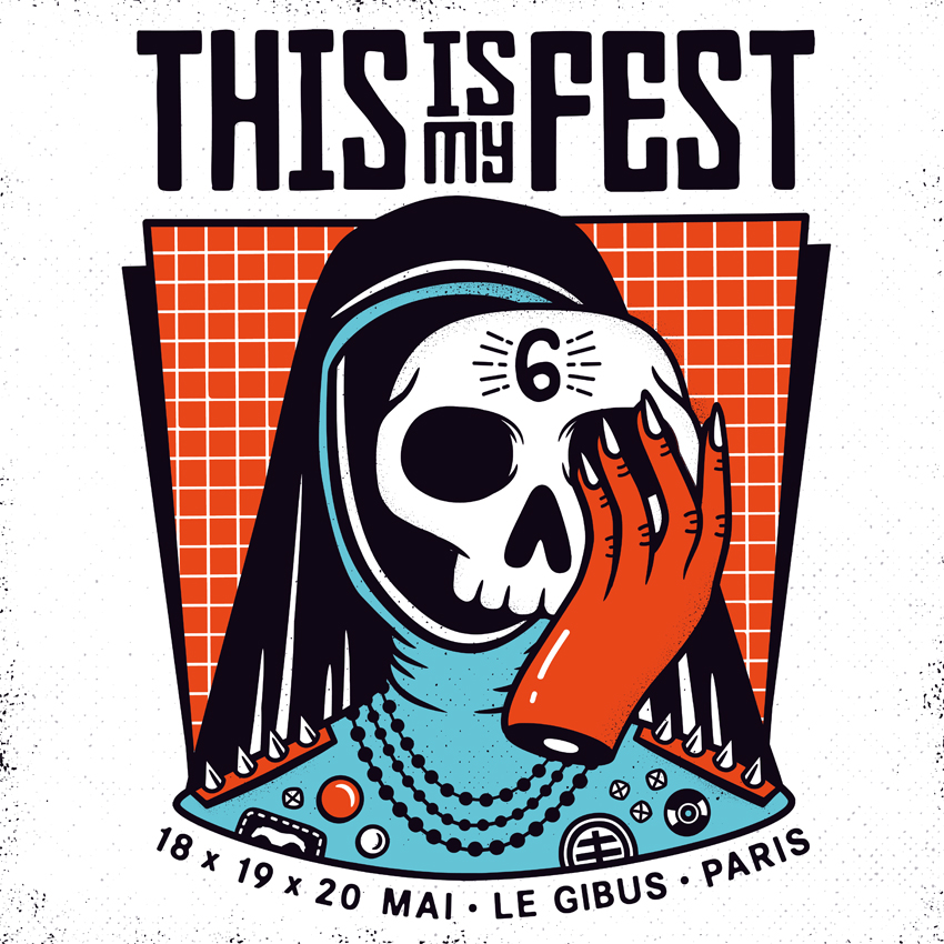THIS IS MY FEST 6 - TS
