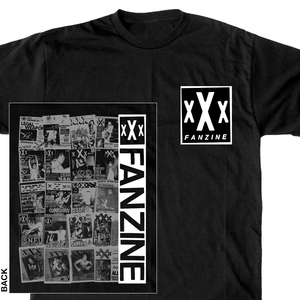 xXx Fanzine 'Collage' T-Shirt