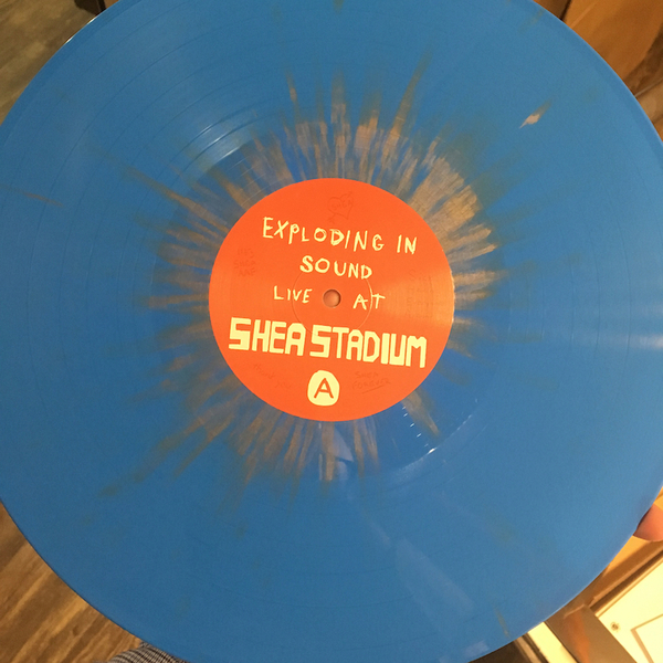 Exploding In Sound: Live At Shea Stadium