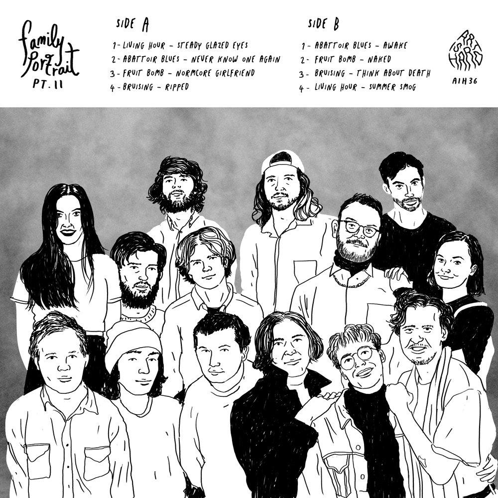 Various Artists - Family Portrait pt II 12
