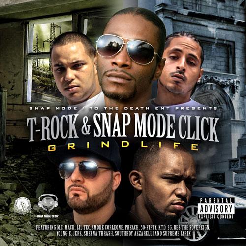 T-Rock & Snap Mode Click - GrindLife