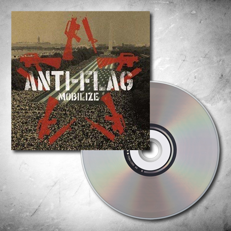 Anti Flag Mobilize Cd A F Records