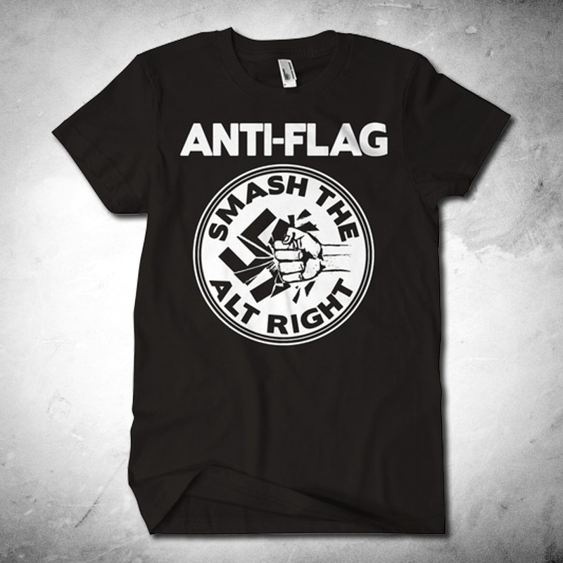 Anti flag fuck off and die