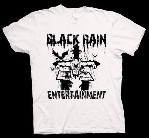 Black Rain T-Shirts