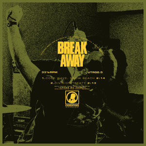 BREAK AWAY ´Cold Wave, Snow Beach b/w Division/Treaty´ [Flexi 7