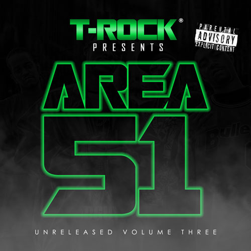 T-Rock & Area 51 - Unreleased Vol. 1-4