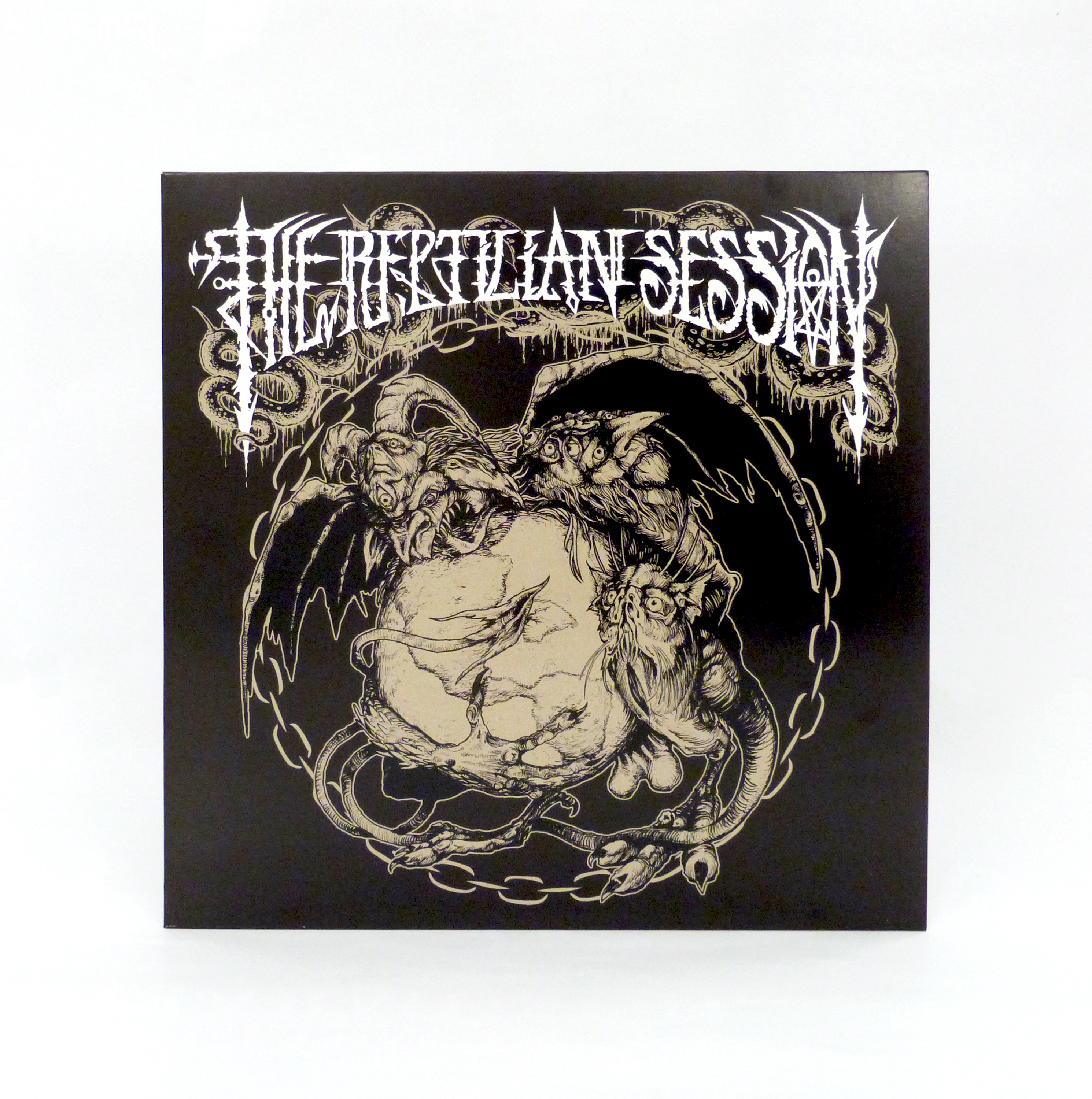 Dead Seed Productions - THE REPTILIAN SESSION