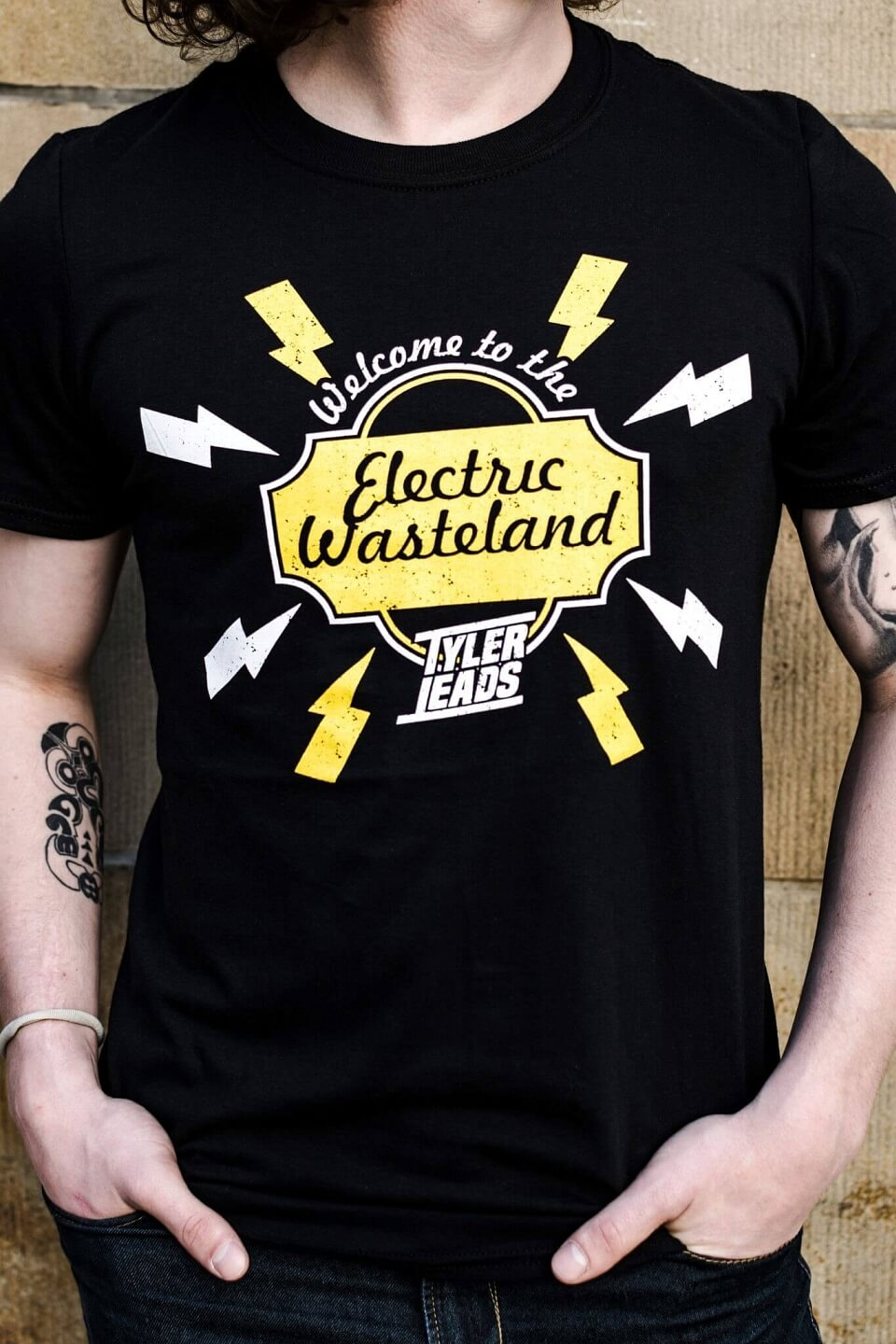 Electric Wasteland T-Shirt