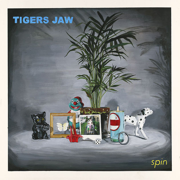 Tigers Jaw - Spin LP