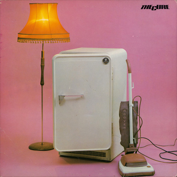 Cure - Three Imaginary Boys LP