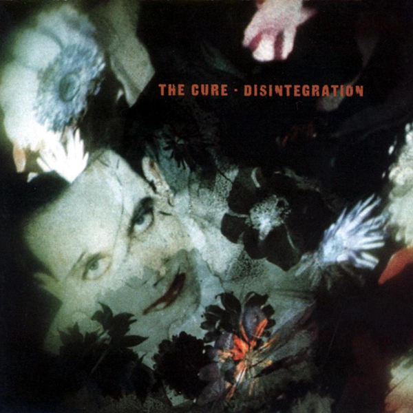 Cure - Disintegration 2xLP
