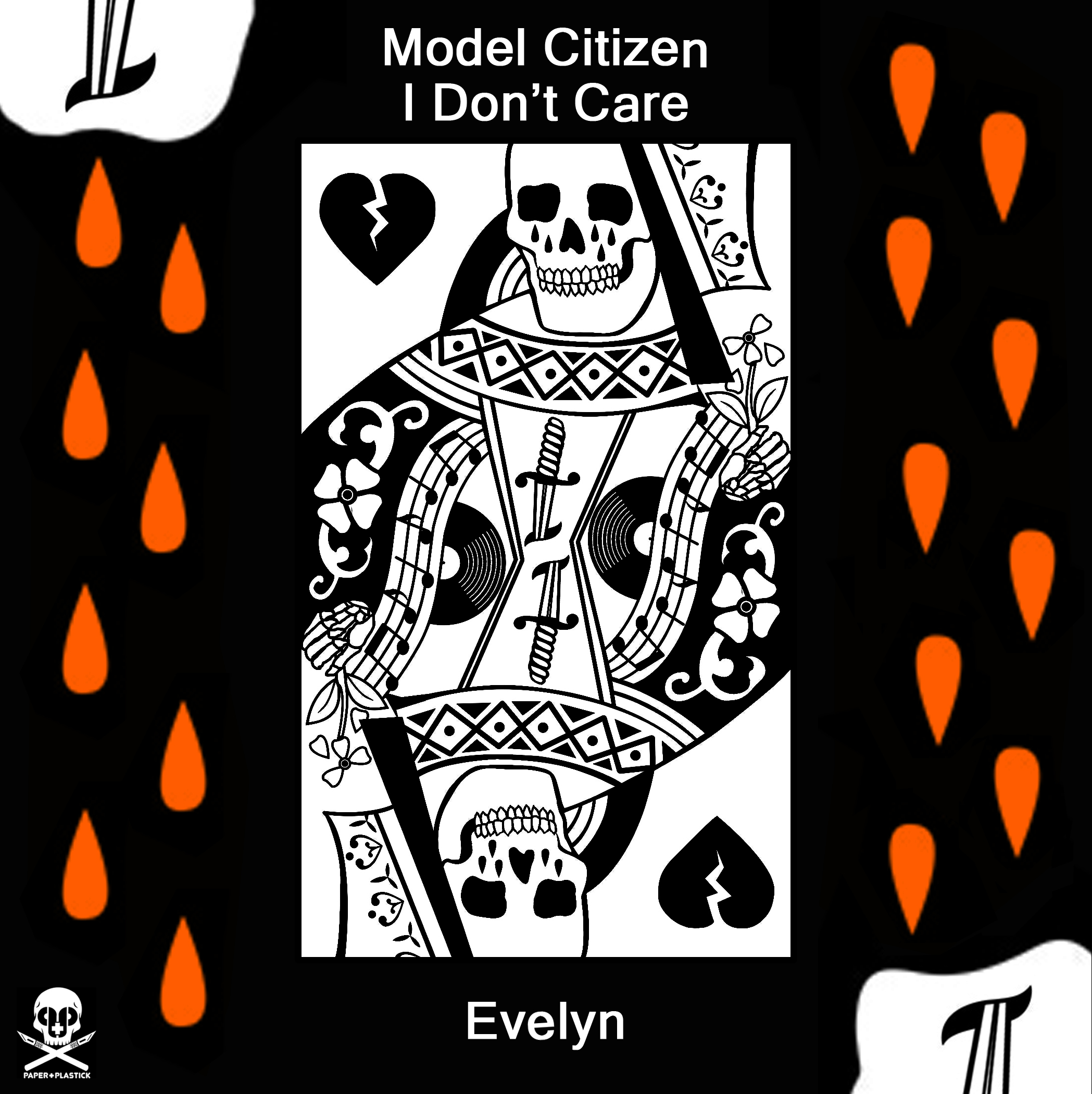 BLACKLIST ROYALS - MODEL CITIZEN LATHE 7 INCH