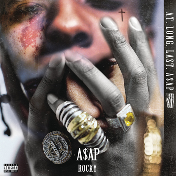 A$AP Rocky - AT.LONG.LAST.A$AP 2xLP *Markdown*