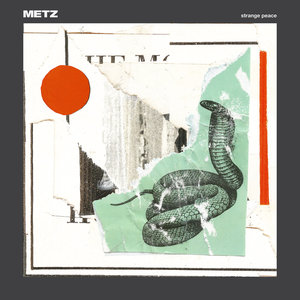 Metz - Strange Peace LP