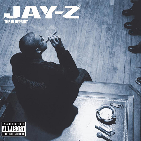 Jay-Z - The Blueprint Cassette Tape