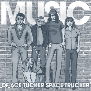 Music of Ace Tucker Space Trucker