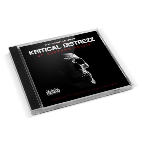 Kritical Distrezz - Of Unknown Origin
