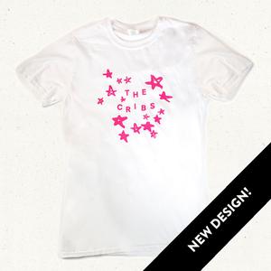 Pink Stars T-Shirt