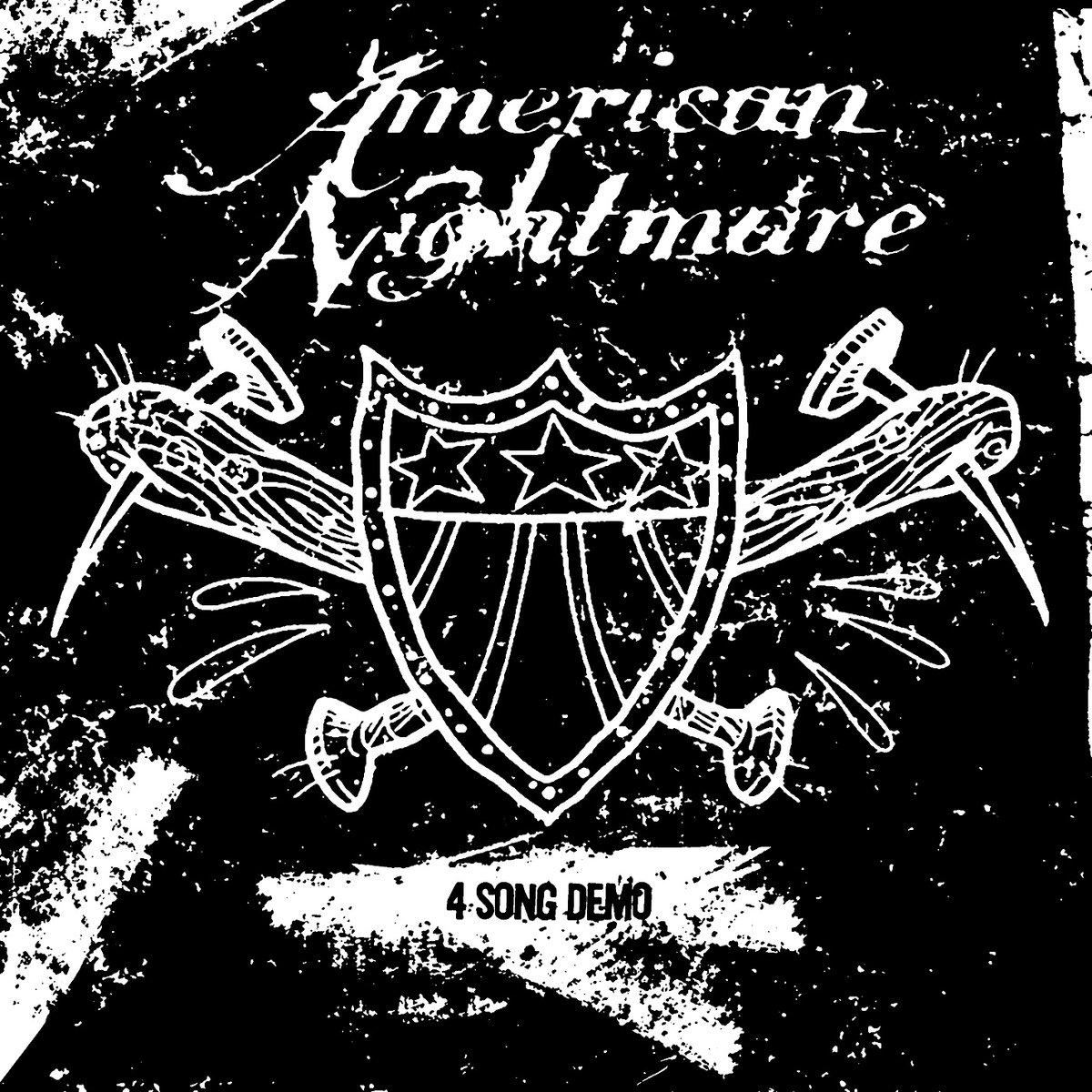 American Nightmare - 4 Song Demo 7