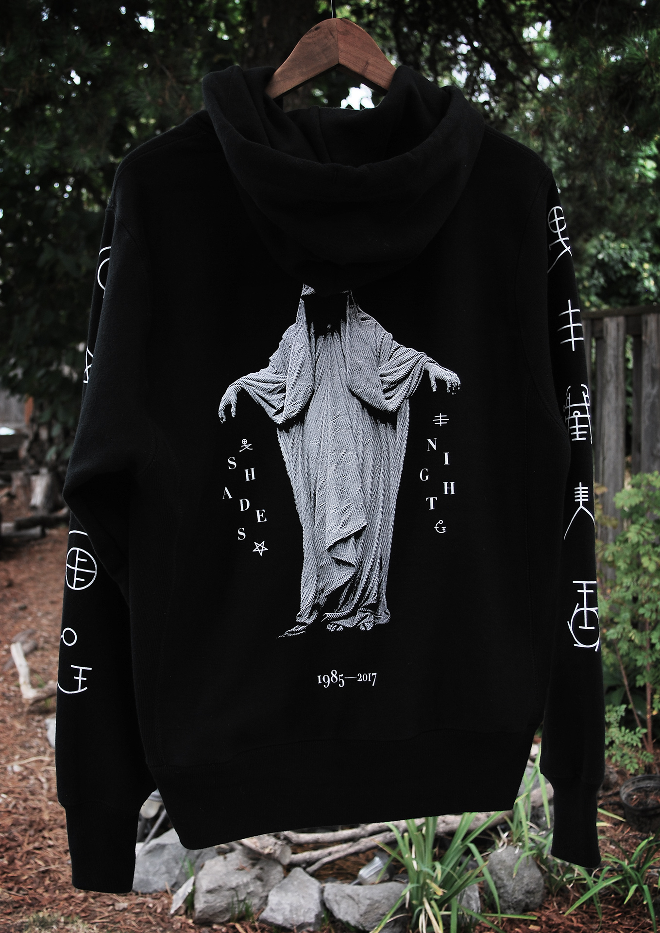 Shades - Night The Dreadless Angel Hoodie
