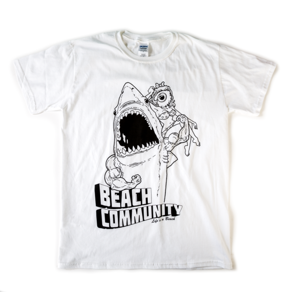 Beach Community - Life's a Beach T-Shirt