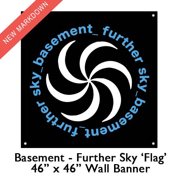 Basement - Further Sky Flag *markdown*