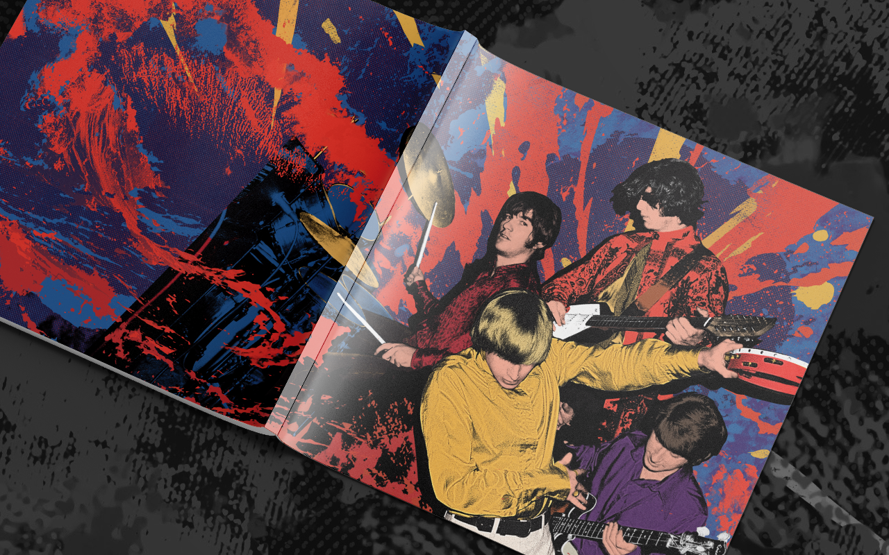 Yardbirds '68 - Signed deluxe box set