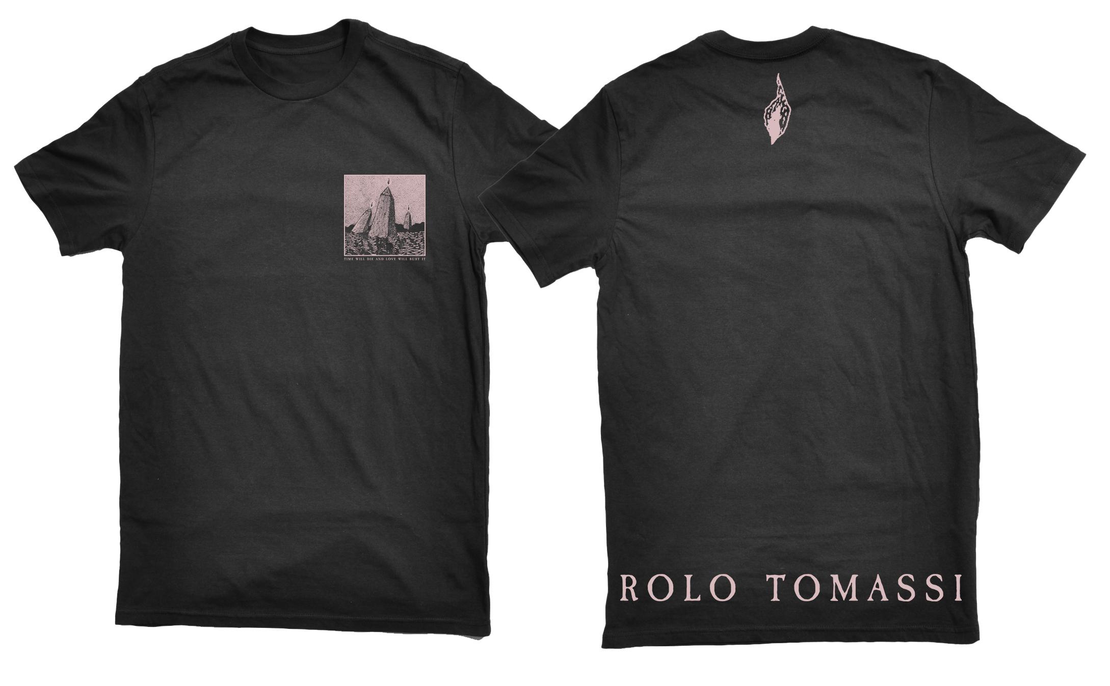 Rolo Tomassi - '...Love Will Bury It' shirt